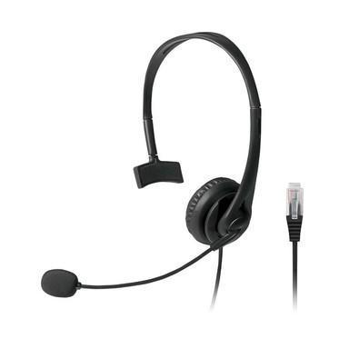 Headset multilaser c/ conector rj09 ph251