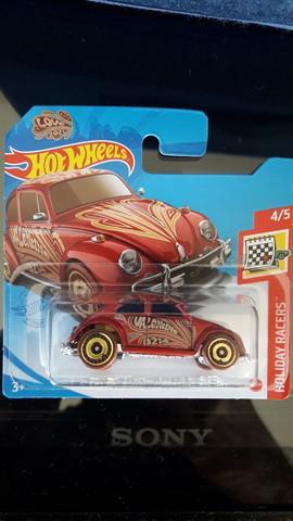 Hot wheels volkswagen fusca