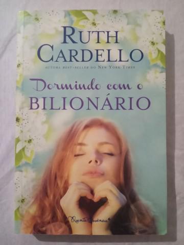 Livro - dormindo com o milionário / ruth cardello