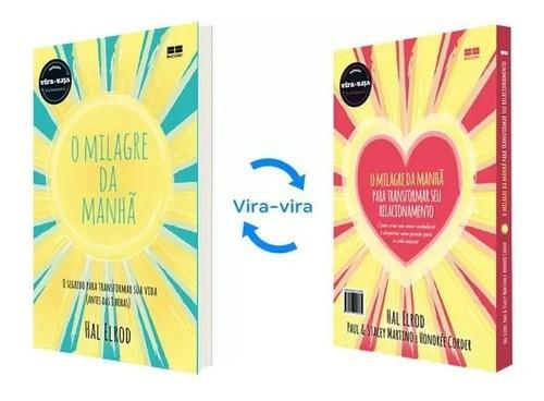 Livro milagre da manhã & milagre da manhã -
