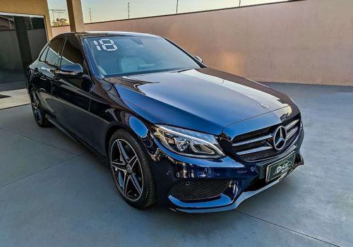 Mercedes-benz c 300 2018 por r$ 209.900, ribeirão preto, sp