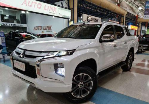 Mitsubishi l200 triton 2021 por r$ 279.900, santo andré, sp