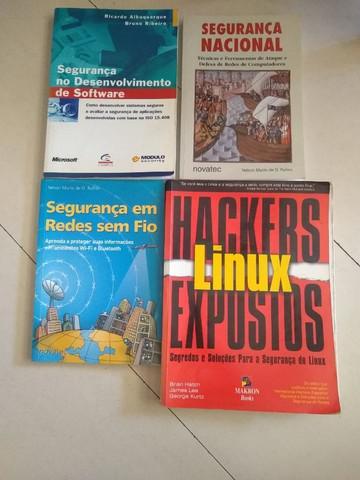 Segurança no Desenvolvimento de Software e outros livros de