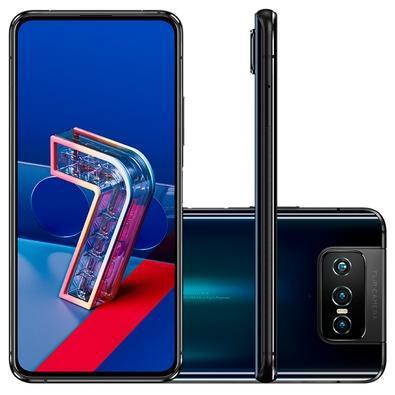 Smartphone asus zenfone 7, 128gb, ram 6gb, 64mp, snapdragon