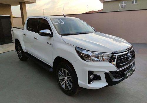 Toyota hilux 2020 por r$ 249.900, ribeirão preto, sp