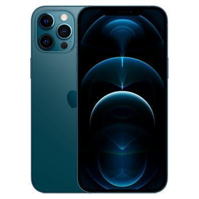 Iphone 12 pro max azul pacífico, 128gb - mgda3bz/a
