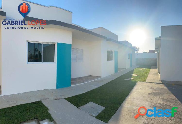 Casa a venda em local de grande crescimento caraguatatuba-sp mcmv