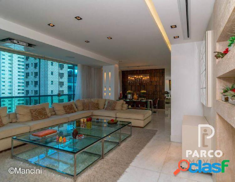Apartamento decorado, espaçoso com 02 quartos a venda no belvedere