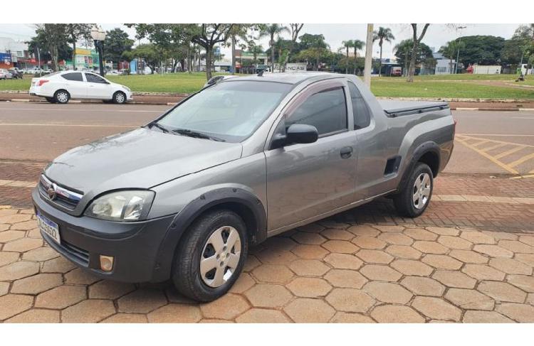 Chevrolet montana conquest 1.8 (flex) / 2004