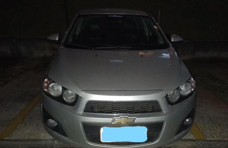 Chevrolet sonic hatch ltz 1.6 (aut) / 2014