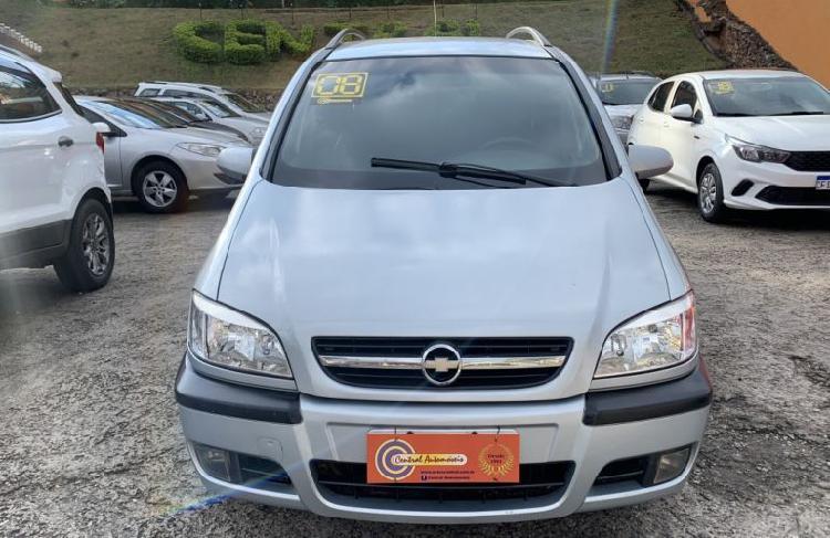 Chevrolet zafira comfort 2.0 (flex) / 2008