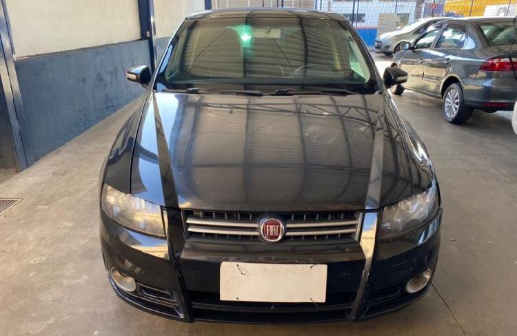 Fiat stilo blackmotion dualogic 1.8 mpi 8v flex / 2010