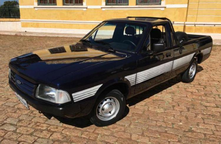 Ford pampa s 1.8 (cab simples) / 1996