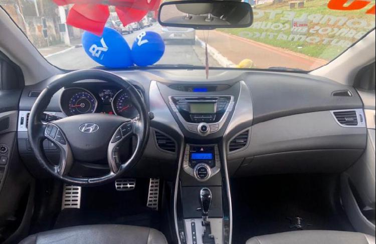 Hyundai elantra sedan gls 2.0l 16v (flex) (aut) / 2013