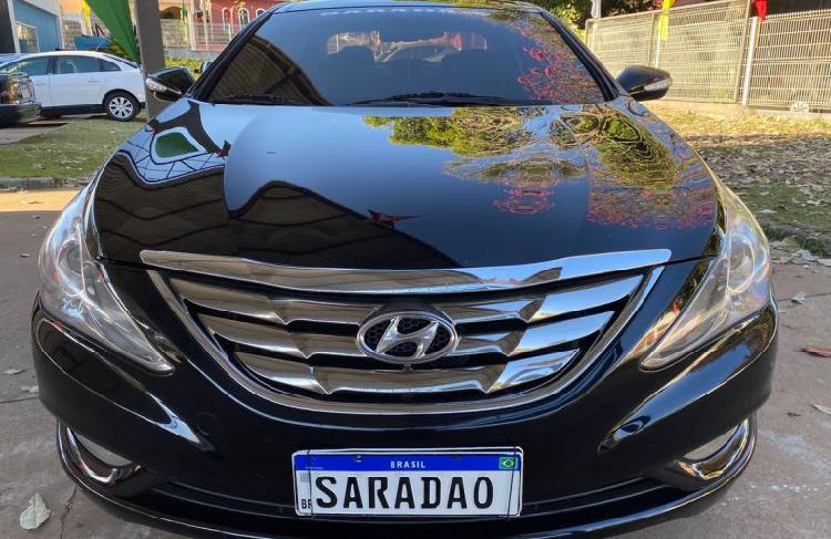 Hyundai sonata 2.4 mpfi v4 16v 182cv / 2012