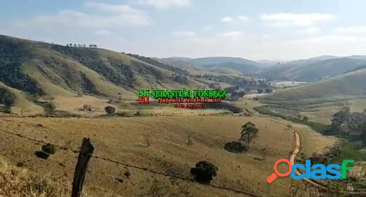 Fazenda 1250 alqueires em santa branca