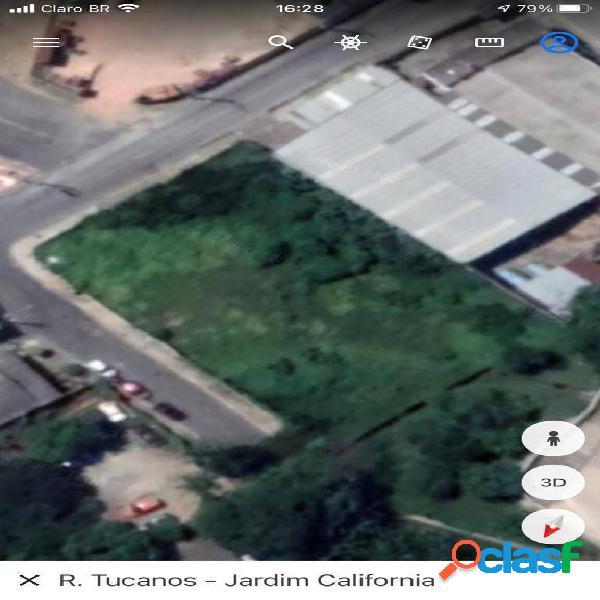 Terreno locação 950 m² barueri, sp