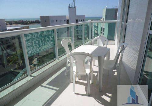 Apartamento com 2 dormitórios à venda, 85 m² por r$