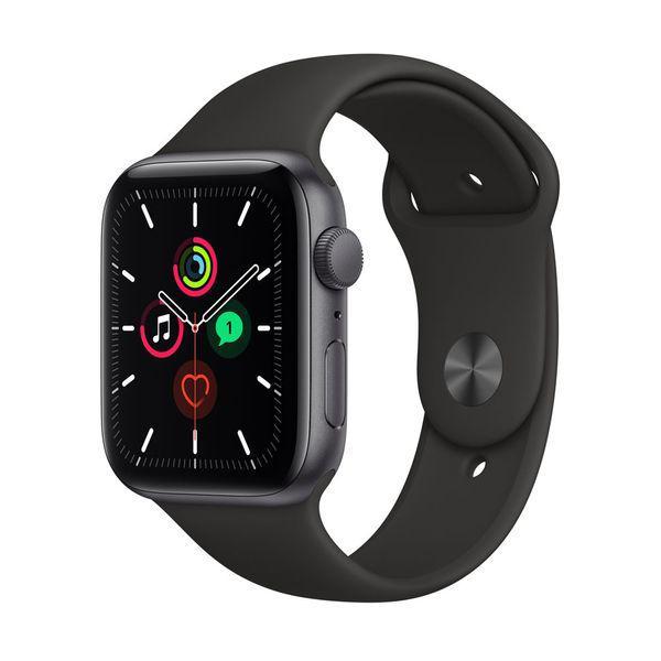 Apple Watch SE 44mm GPS - Cinza-Esp