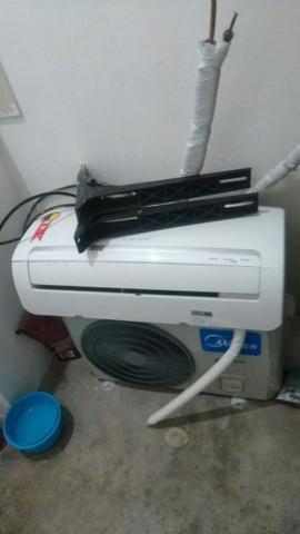 Ar condicionado serviços em geral