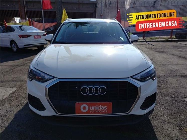 Audi q3 1.4 35 tfsi prestige branco 2019/2020 - são paulo