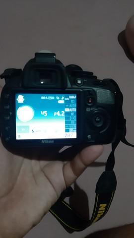 Bike GTS novinha aro 26 + câmera Nikon D3100