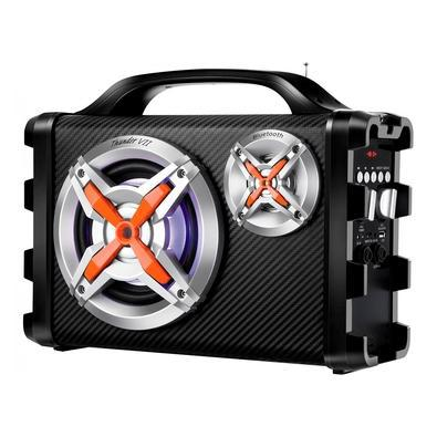 Caixa amplificadora mondial multi connect thunder ix, 100w