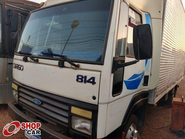 Ford cargo 814 turbo