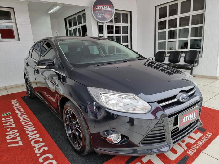 Ford focus 2.0 titanium preto 2014/2015 - curitiba 1514346
