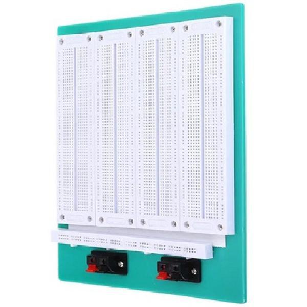 Protoboard para prototipagem de circuitos com 4*700 pontos