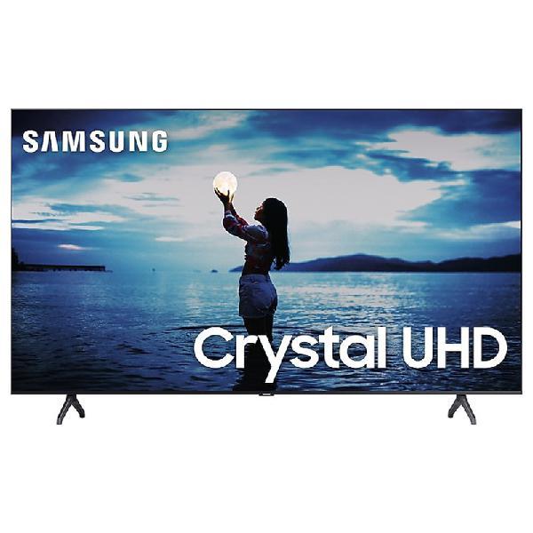 "Smart TV Samsung 50"" TU7020 Crystal UHD 4K 2020 Bluetooth"