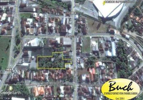 Terreno comercial bairro floresta joinville - buch imóveis