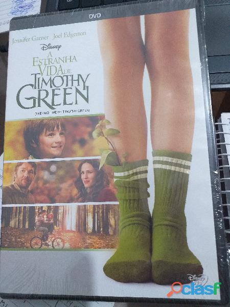 A Estranha Vida De Timothy Green Promocao
