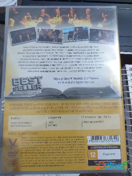 Best Seller Revelações De Familia Dvd Promocao :) 1