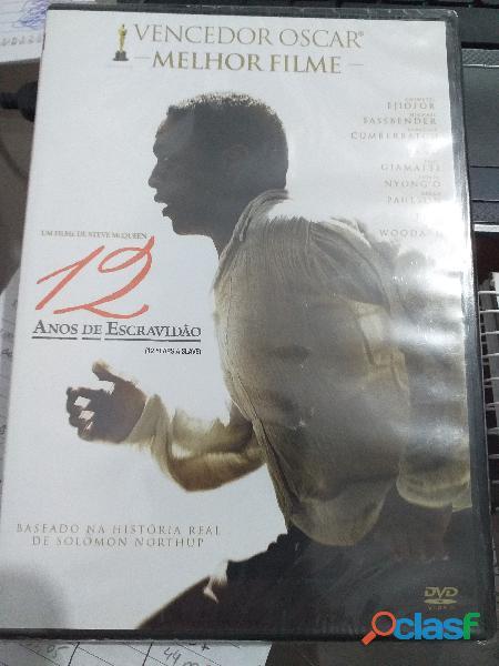 doze anos de escravidao promocao DVD