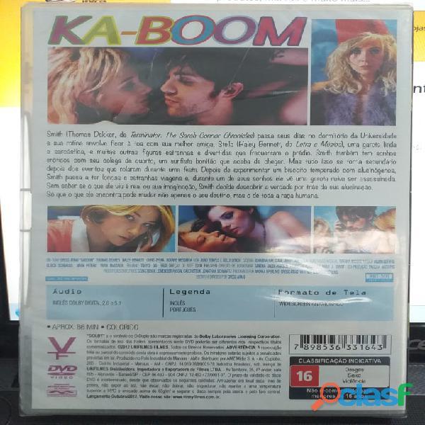 ka boom filme promocao :) 1