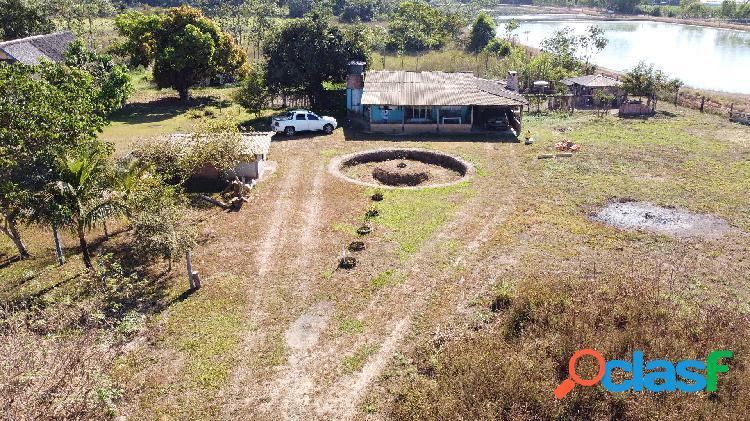 Chácara com 2.5 hectares em sorriso-mt