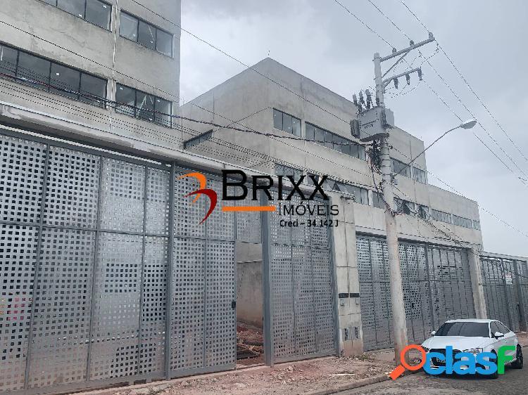 Galpão novo centro industrial de itaquaquecetuba -locação - zup 1