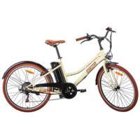 AME por 3.583,36] Bicicleta Elétrica Miami Aro 26 Retrô