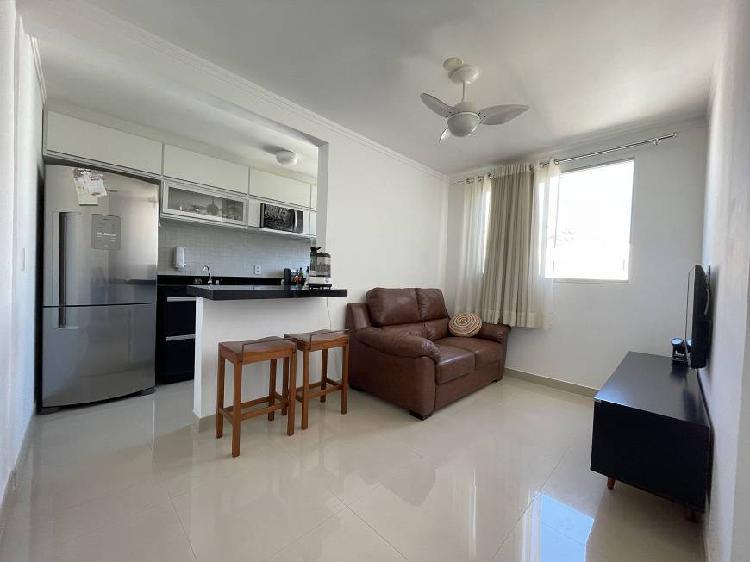 Apartamento 12º andar, 2 quartos em 47 m², no Parque São