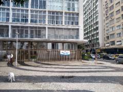 Av. Atlântica - Frontal ao Mar- Apartamento para venda com