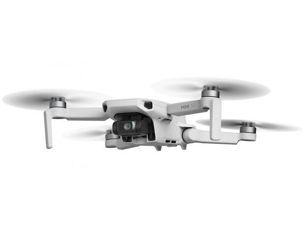Drone dji mini se fly more combo com câmera