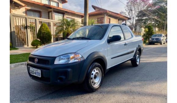 Fiat Strada Cab Dupla 1.4 HD WORKING 1.4 CD - 26.000KMS