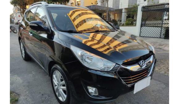 Hyundai IX35 2.0 2.0 16V 170cv 2WD/4WD Aut. 11/12 Preto