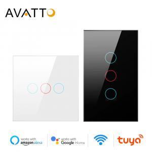 Internacional] Interruptor de Luz Avatto Tuya Inteligente