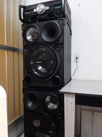 Mini system som sony sh2000