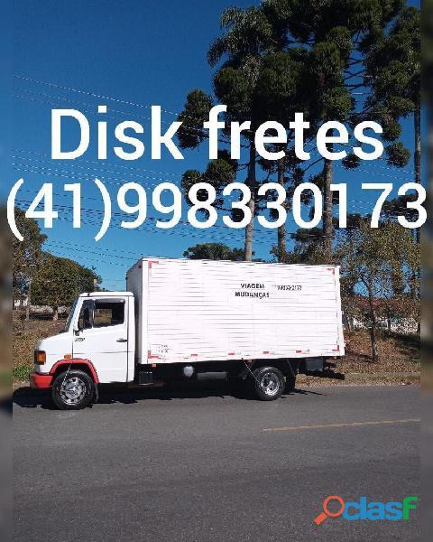 Disk fretes Julio (41)998330173