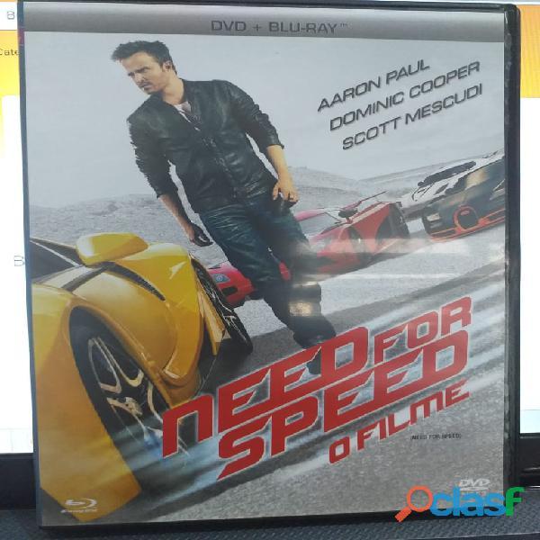 Need For Speed O Filme promocao