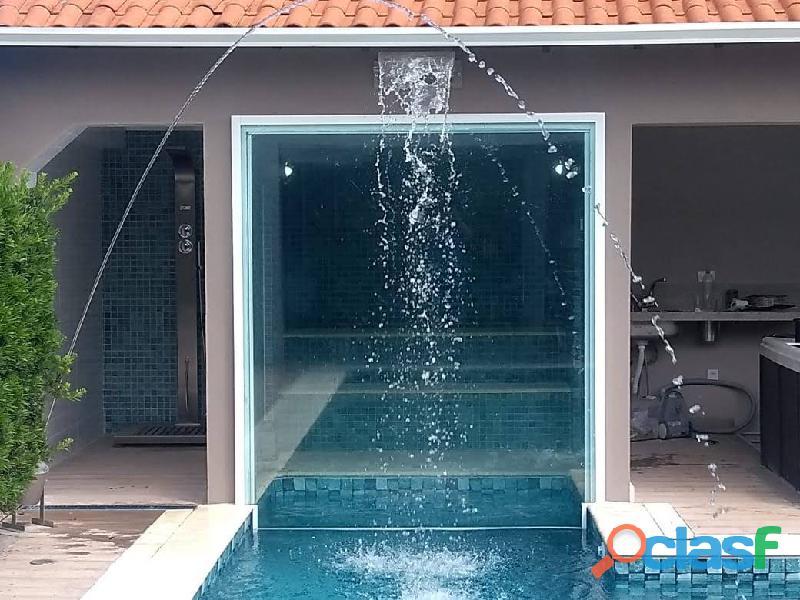 Sauna cabine de vidro/sauna porta de vidro /sauna integrada na piscina