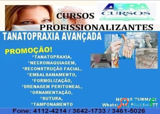 Tanatopraxia curso tec 2